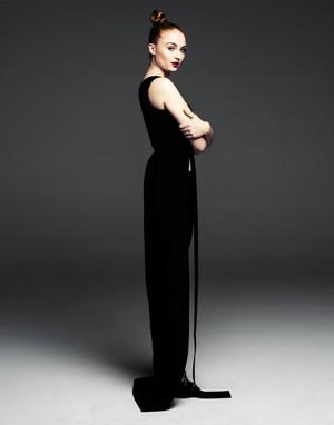 Sophie Turner ~ Just Jared Spotlight Photoshoot