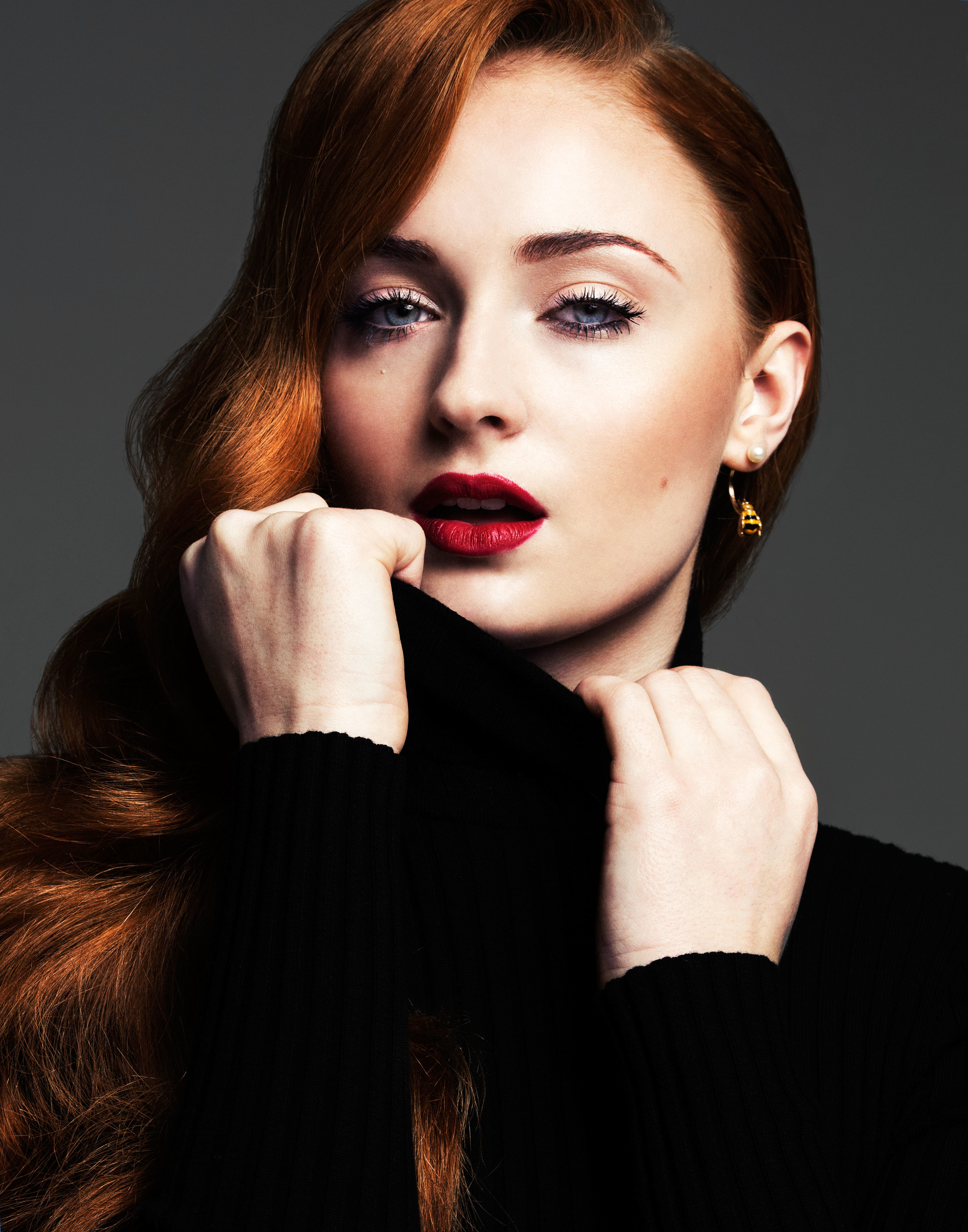 Sophie Turner ~ Just Jared Spotlight Photoshoot