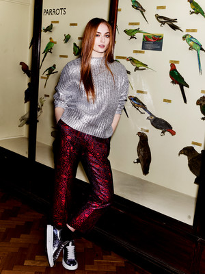 Sophie Turner ~ Sunday Times Style