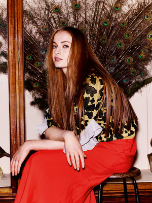 Sophie Turner ~ Sunday Times Style