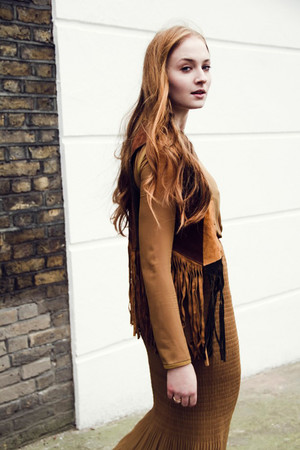 Sophie Turner ~ The Untitled Magazine Photoshoot