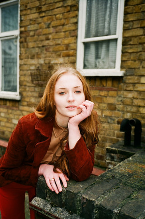 Sophie Turner ~ The Untitled Magazine Photoshoot