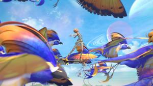 तारा, स्टार Light Adventure Still - Flying