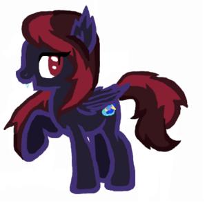 Star-swirl Blaze_bat pony
