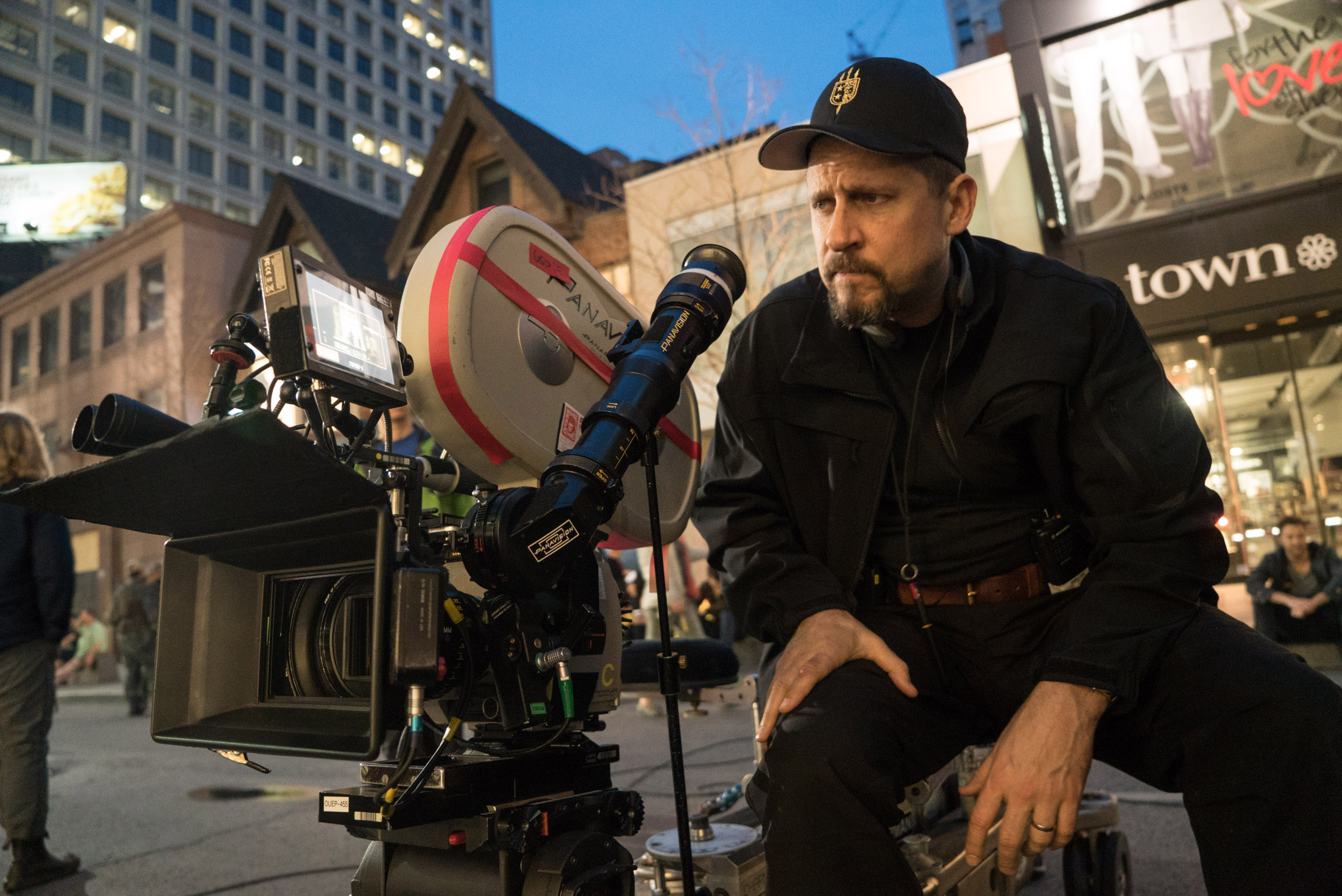Suicide Squad - Behind the Scenes - David Ayer