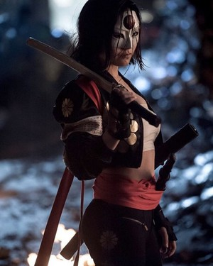 Suicide Squad - Behind the Scenes Photos by Clay Enos - Karen Fukuhara
