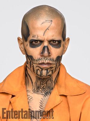 Suicide Squad Character Portraits - Diablo