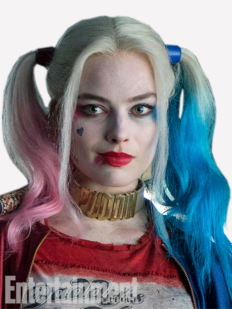 Suicide Squad Character Portraits - Harley Quinn