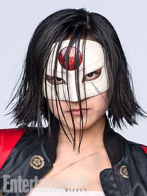 Suicide Squad Character Portraits - Katana
