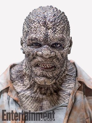 Suicide Squad Character Portraits - Killer Croc