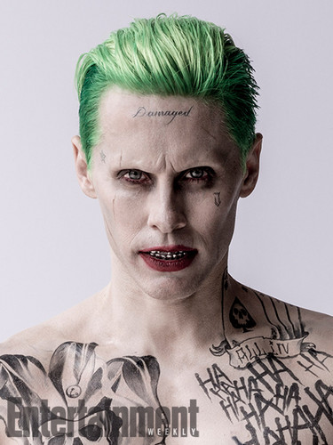Suicide Squad wallpaper titled Suicide Squad Character Portraits - The Joker