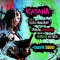Suicide Squad Character perfil - Katana