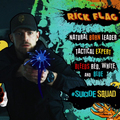 Suicide Squad Character profaili - Rick Flag