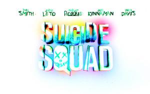 Suicide Squad Logo Обои