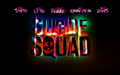Suicide Squad Logo দেওয়ালপত্র