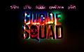 Suicide Squad Logo kertas dinding