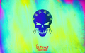 suicide-squad - Suicide Squad Skull Wallpaper - Slipknot wallpaper