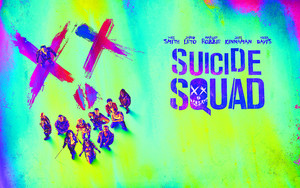 Suicide Squad - Smile wallpaper