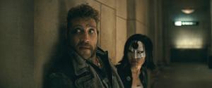 Suicide Squad Stills - Boomerang and Katana