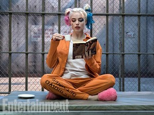 Suicide Squad Stills - Harley Quinn