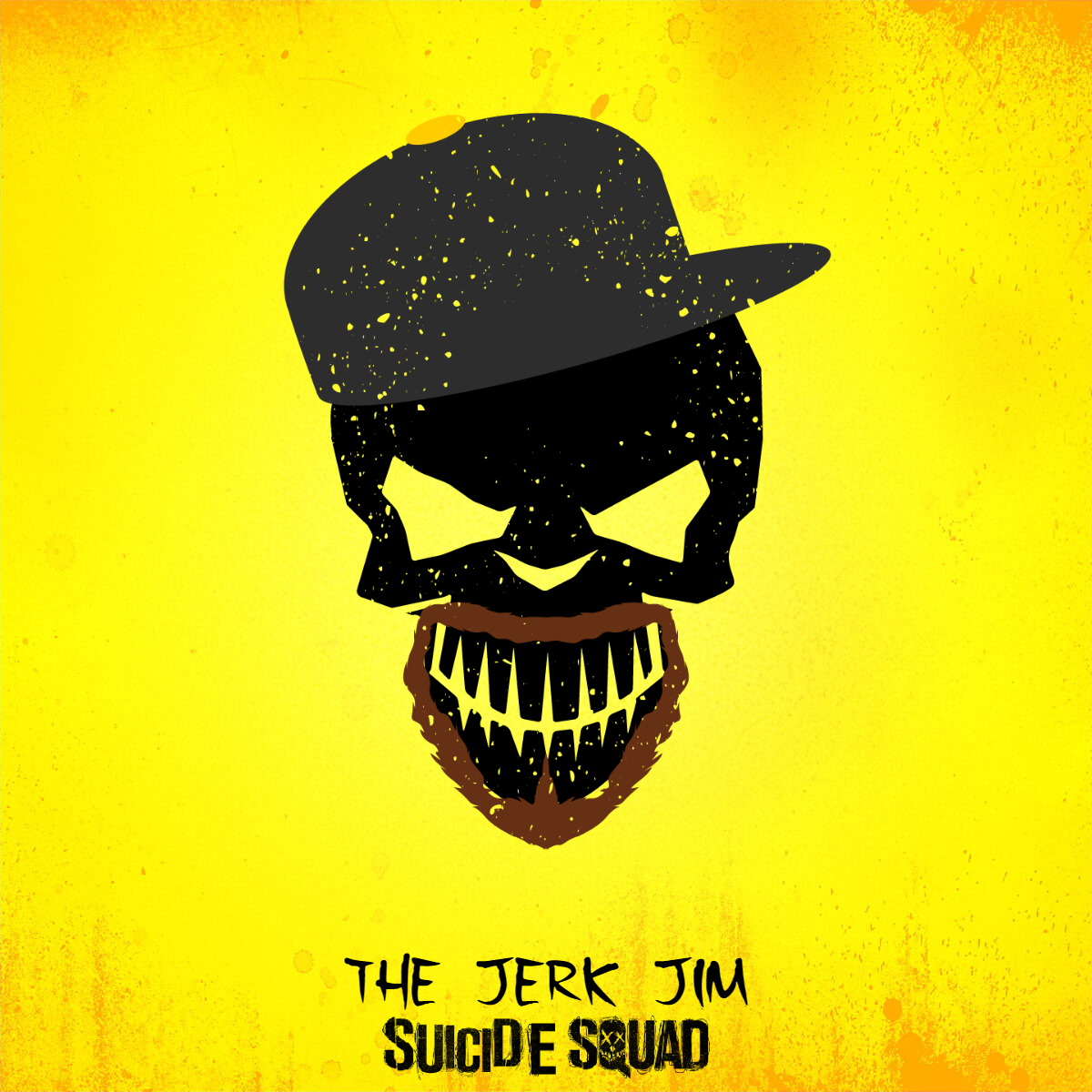 Suicide Squad Style Poster   Jim