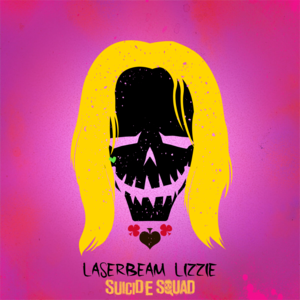 Suicide Squad Style Poster | Lizzie