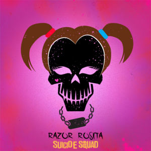 Suicide Squad Style Poster | Rosita