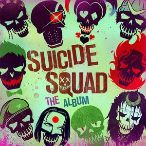 Suicide Squad: The Album Cover