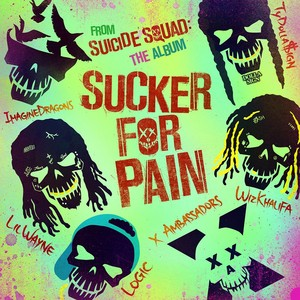 "Suicide Squad: The Album - ""Sucker for Pain"" Single"