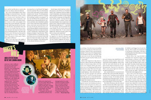 Suicide Squad articolo in Entertainment Weekly - July 15, 2016 [3]