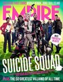 Suicide Squad on the cover of Empire Magazine - September 2016