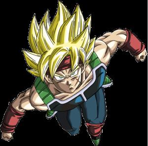 Super Saiyan Bardock