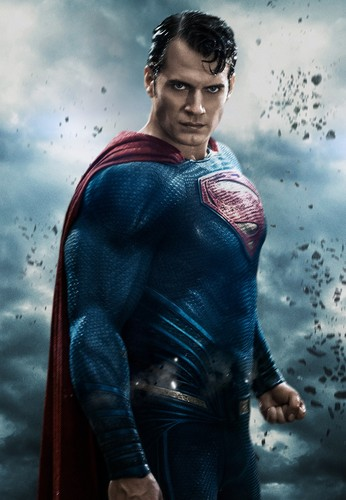 Henry Cavill Wallpaper Entitled Superman