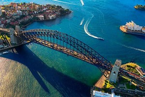 Sydney helicopter tours