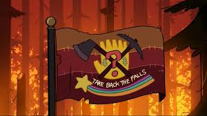 TAKE BACK THE FALLS!