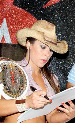 TNA Knockouts Champion
