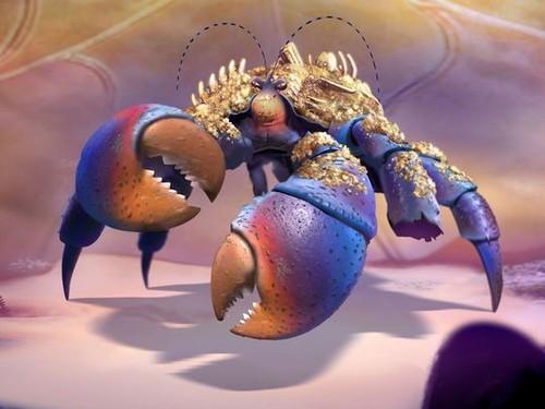Disney's Moana Hintergrund called Tamatoa