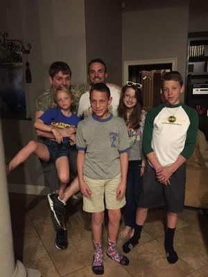 Tanya Martin Family