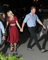 Taylor and Tom Hiddleston - taylor-swift photo