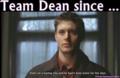 Team Dean ... - jensen-ackles photo