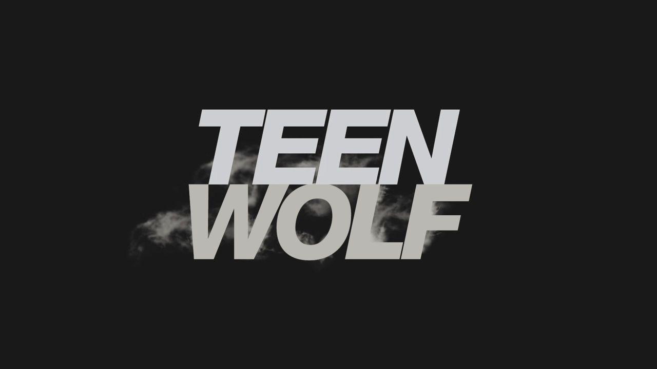 Teen serigala, wolf Logo