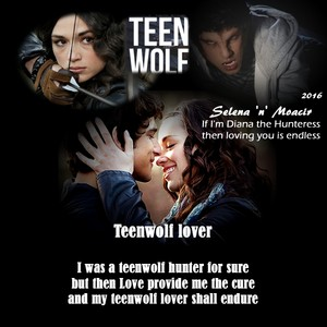 Teenwolf love