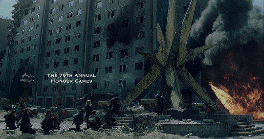 The 76th Annual Hunger Games
