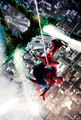 The Amazing Spider Man VS The Green Goblin - spider-man photo