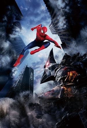 The Amazing Spider Man VS The Rhino