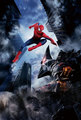 The Amazing Spider Man VS The Rhino - spider-man photo