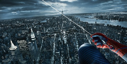 Spider-Man wallpaper entitled The Amazing Spider Man