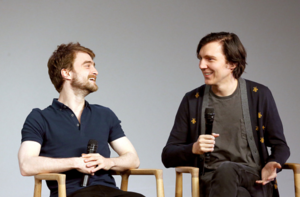 The apfel, apple Store Presents: Daniel Radcliffe 'Swiss Army Man'. (Fb.com/DanielJacobRadcliffeFanClub)