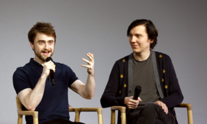 The яблоко Store Presents: Daniel Radcliffe 'Swiss Army Man'. (Fb.com/DanielJacobRadcliffeFanClub)