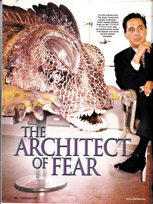 The Architect of Fear - p84 (Starlog #353)